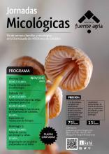 Jornadas Micológicas en el Albergue Rural Fuente Agria de Villafranca de Córdoba