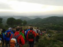 Travesia soliadria a los pies de Sierra Morena