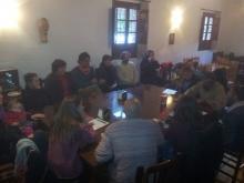 Reunión de la Red de consumo de Córdoba