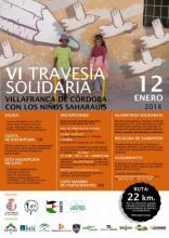 VI Travesía Solidaria Villafranca de Córdoba con los niños saharauis